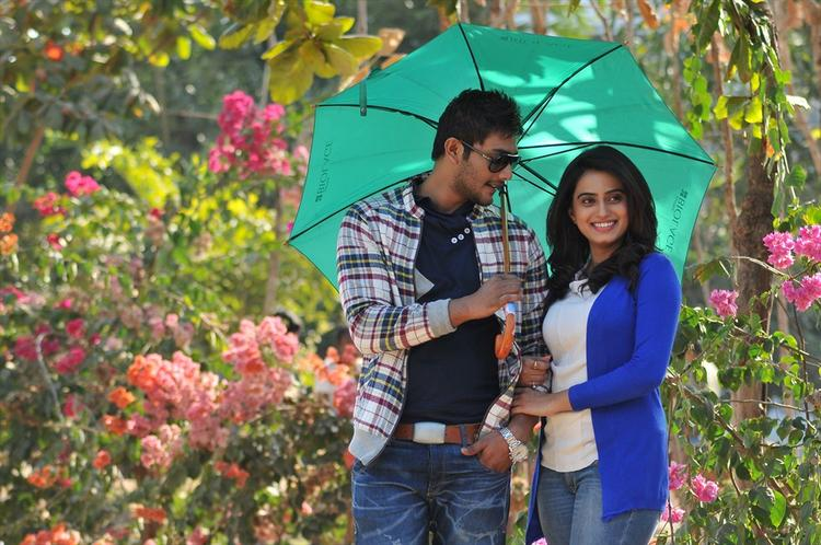 Prince And Dimple A Still From Romance Telugu Movie