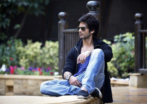Shahid Kapoor Nice Photo Shoot For Hindustan Times Magazine Feb 2013