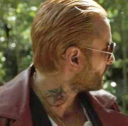 Saif Ali Blonde Hair Photo Still From His Upcoming Film Go Goa Gone
