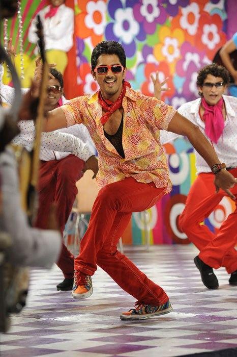 Siddharth Awesome Dance Photo Still From Movie Jabardasth