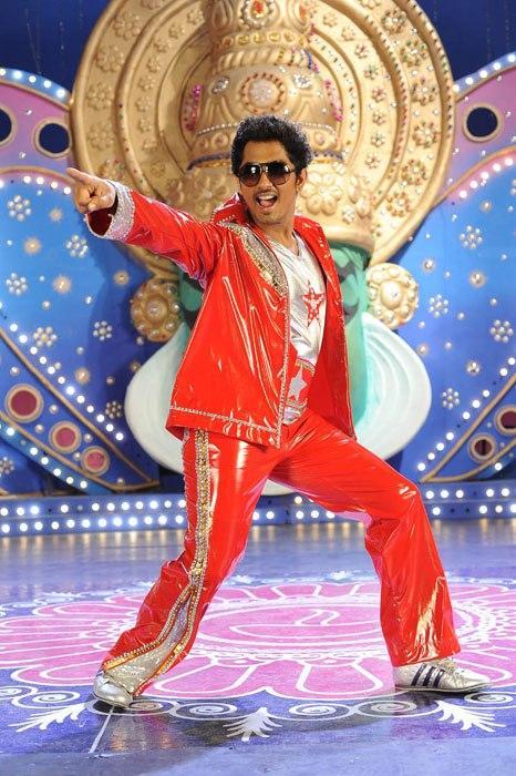 Siddharth Rocking Dance Photo Still From Movie Jabardasth