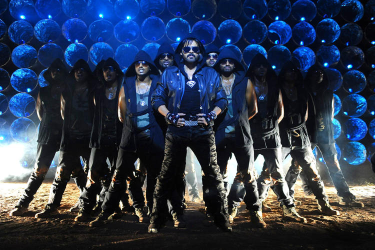 Daggubati Venkatesh Nice Pose Still From Shadow Movie