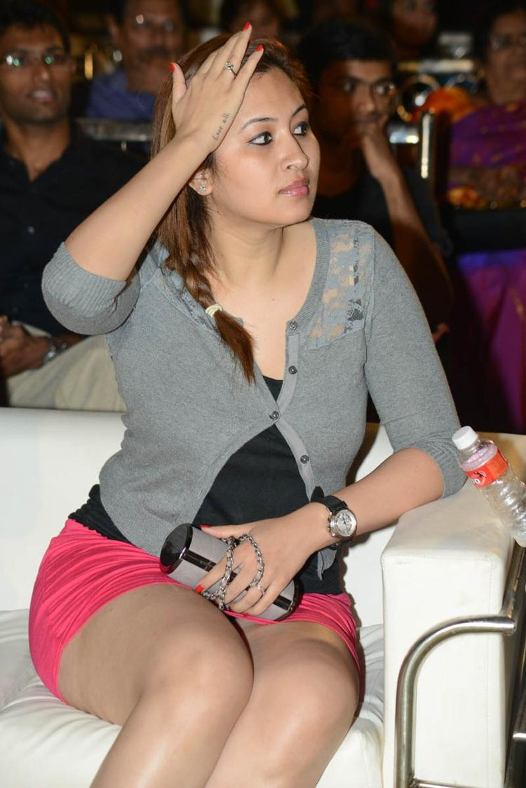 Jwala Gutta Glamour Look Photo Clicked At Back Bench Student Audio Release