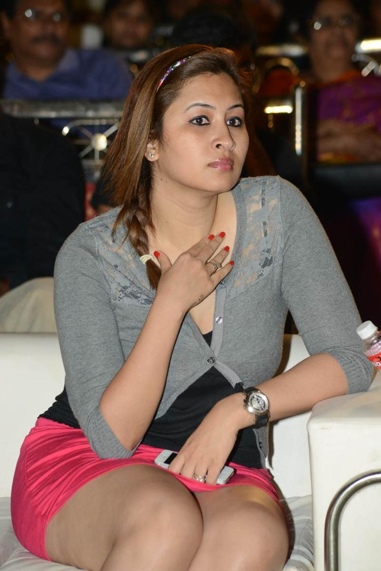 Jwala Gutta Hot Gorgeous Pic At Back Bench Student Audio Release