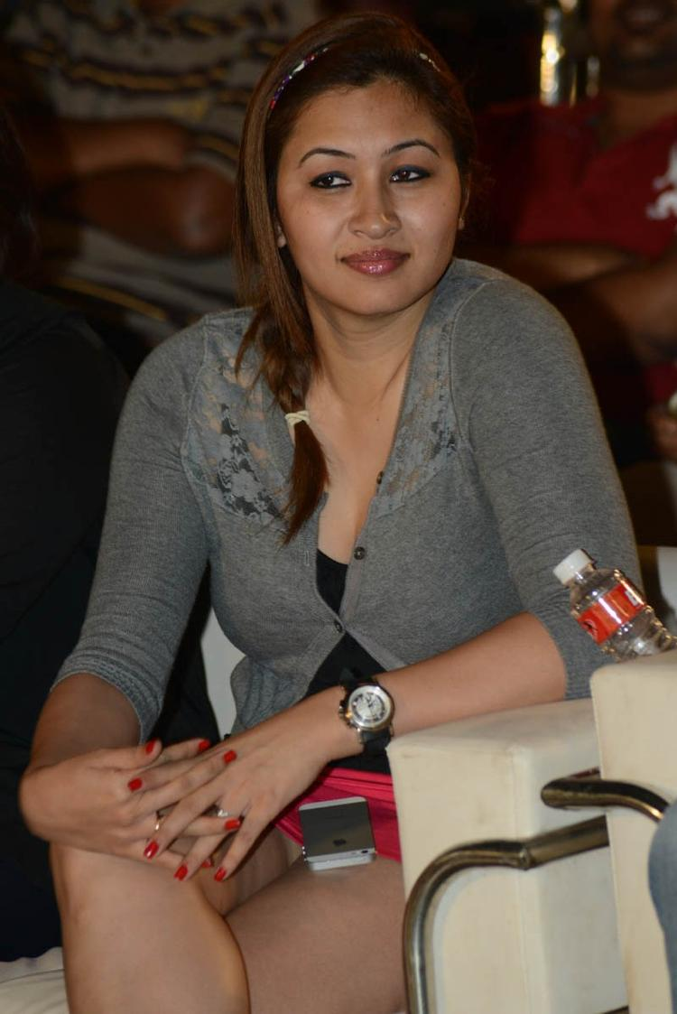 Jwala Gutta Trendy Looking Photo Still At Back Bench Student Audio Release