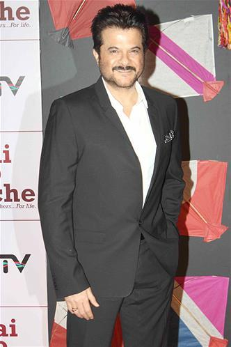 Anil Kapoor Dazzling Look At Kai Po Che Premiere Show Event