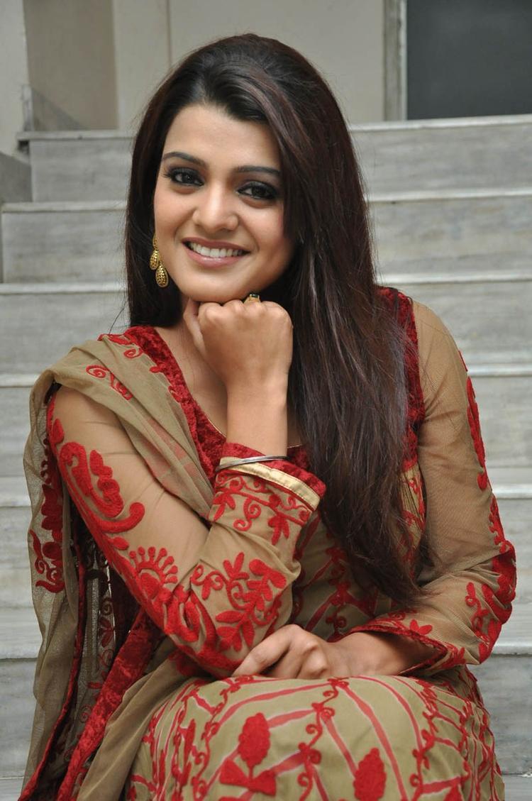 Tashu Kaushik Nice Beautiful Look At Gola Seenu Movie Audio Release Function
