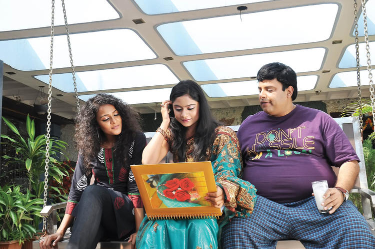 Krishnudu And Sonia Exclusive Photo Still From Movie Mr Manmadha