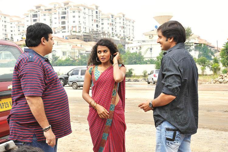 Krishnudu And Sonia Latest Photo Still From Movie Mr Manmadha