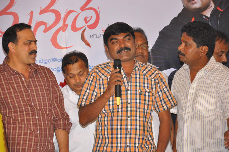Celebs Snapped At Mr Manmadha Movie Audio Release Function
