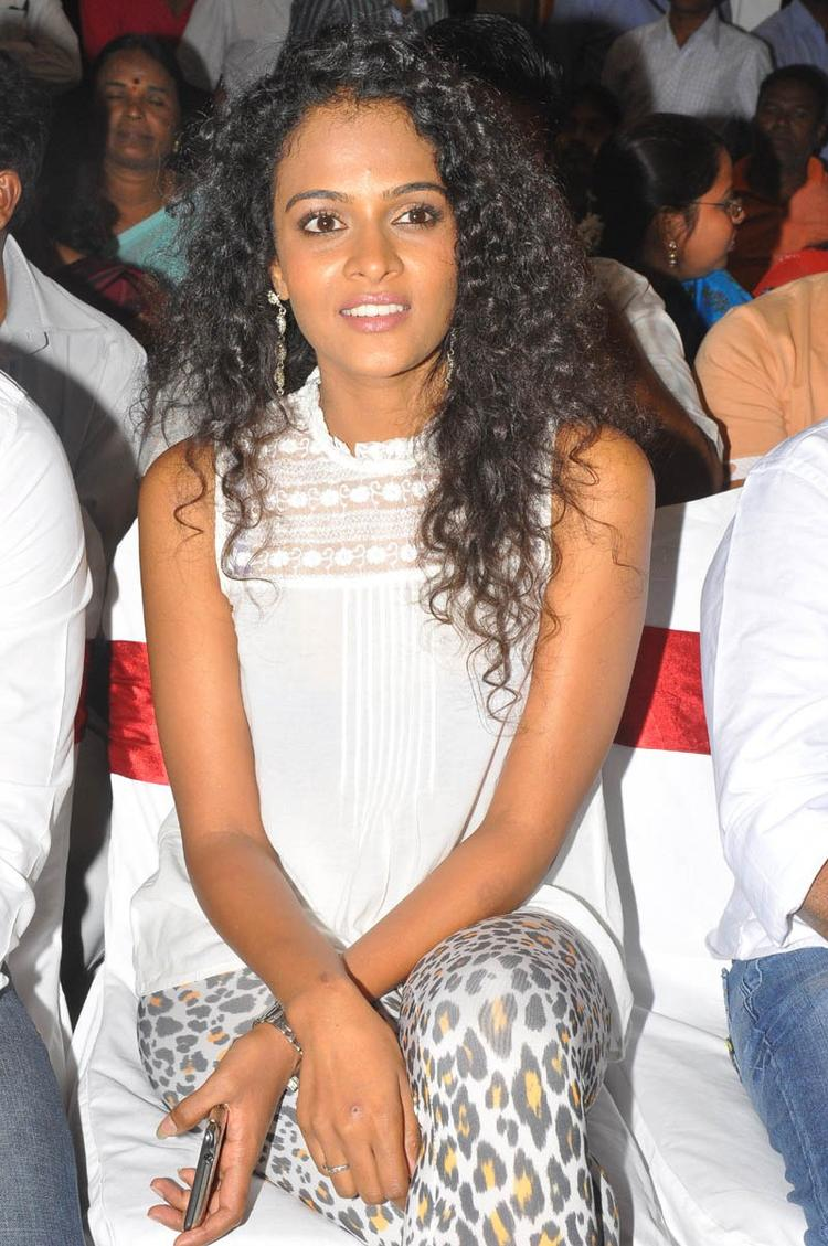 Sonia Snapped At Mr Manmadha Movie Audio Release Function