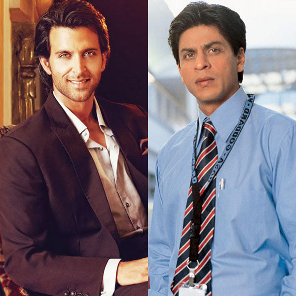 Hrithik And Shahrukh Smart Look Photo Still