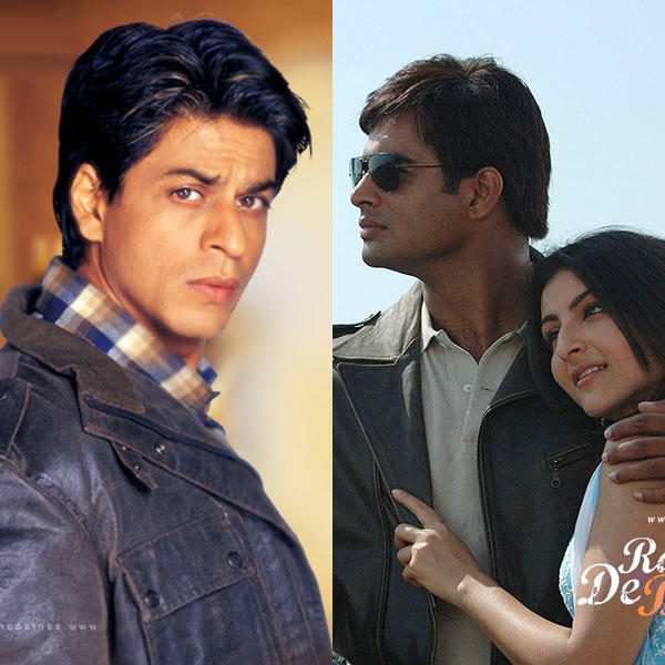 Madhavan,Soha Ali And Shahrukh Dashing Look Photo Still