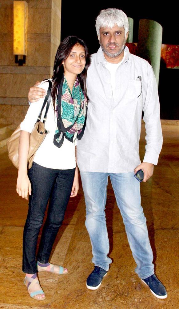 Vikram Bhatt Make An Appearance At IMC Fusion 2013 Awards