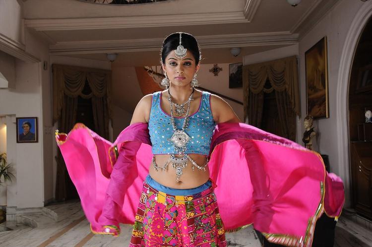 Priyamani Sexy Look Photo Still From Movie Chandi