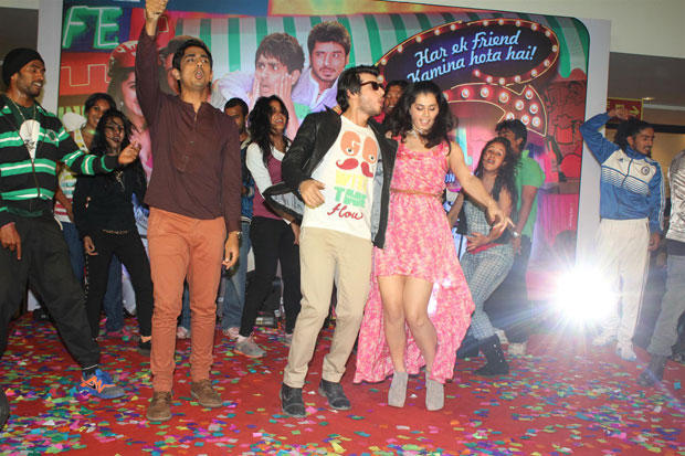 Siddharth,Divyendu And Taapsee Rocked At Chashme Buddoor Audio Launch Event