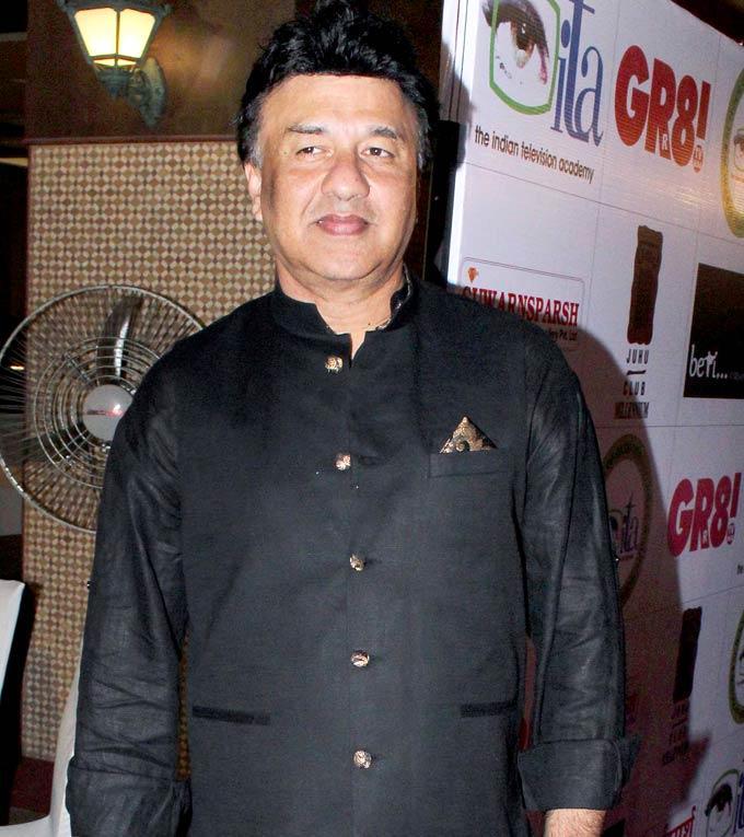 Anu Malik Make An Appearance  At Mushaira Hosted By Kapil Sibal And Anu Ranjan