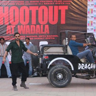 John Abraham Revealed The Trailer Launch Of Shootout At Wadala