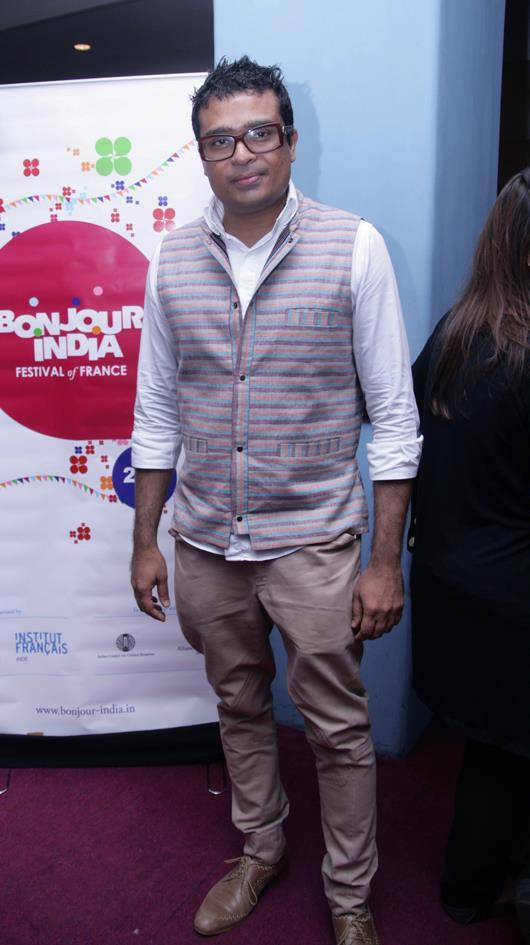 Jitish Kallat Make An Appearance At Indo French Film Festival