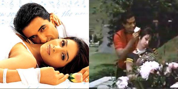 Sanjay Suri,Joy And Saira Photo Still From Their Movie