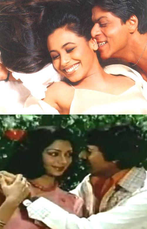 Shahrukh,Rani,Vishal And Simi Photo Still From Their Movie