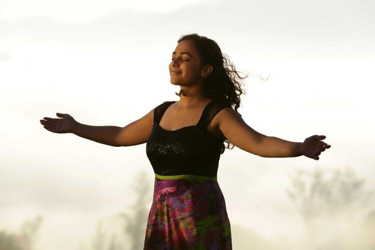 Nithya Menen Cool Look From Mynaa Kannada Movie