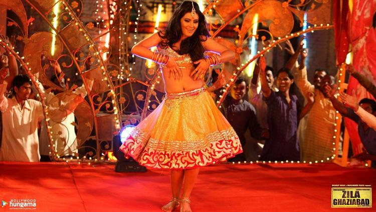 Geeta Basra Item Song Photo Wallpaper Movie Of Zila Ghaziabad
