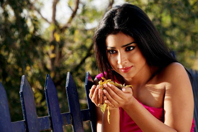 Shriya Saran Cute Look Photo Still From Movie Pavitra