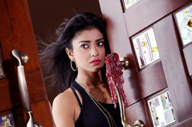 Shriya Saran Looked Gorgeou Photo Still From Movie Pavitra