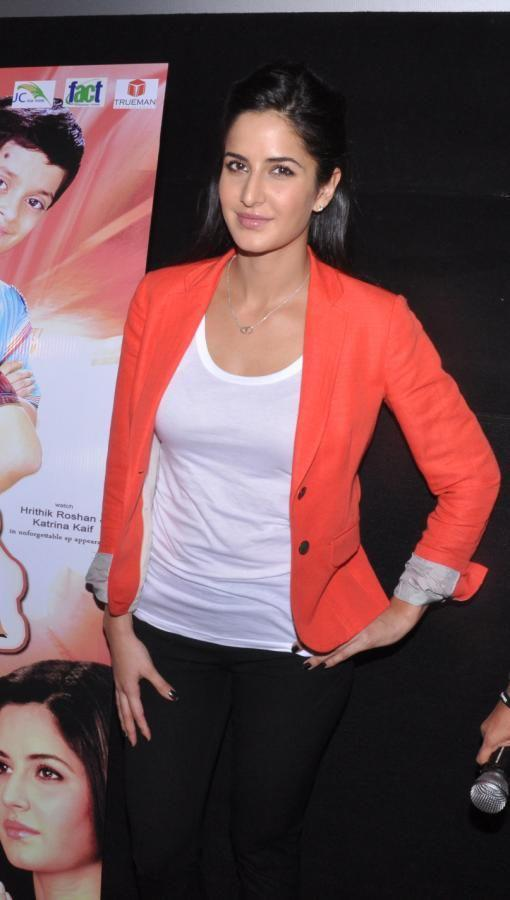 Katrina Kaif Photo Clicked At Main Krishna Hoon Promotional Event