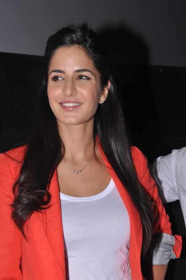 Katrina Kaif Spotted At Main Krishna Hoon Promotional Event