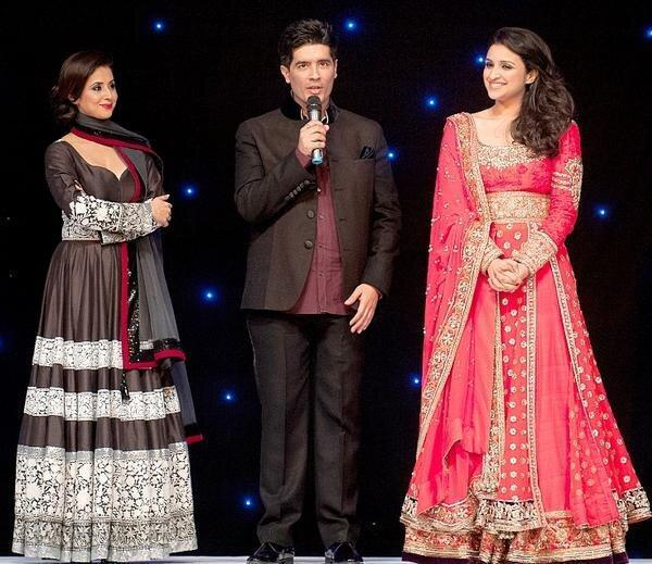 Manish Speaks Out Photo Clicked With Urmila And Parineeti At The Angeli Foundation Show