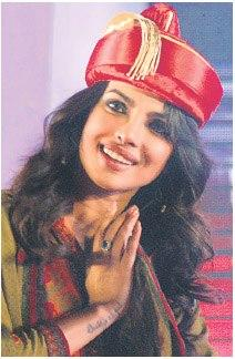 Priyanka A Smiling Pose At An Eye Donation Event In Pune