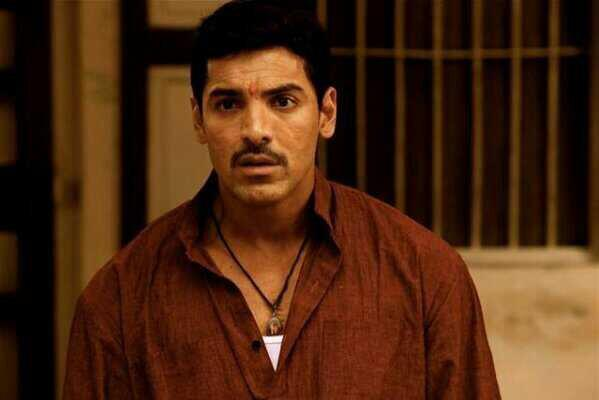John Abraham Simple Look Photo Still From Movie Shootout At Wadala