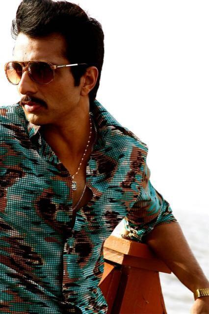 Sonu Sood Smart Look Photo Still From Movie Shootout At Wadala