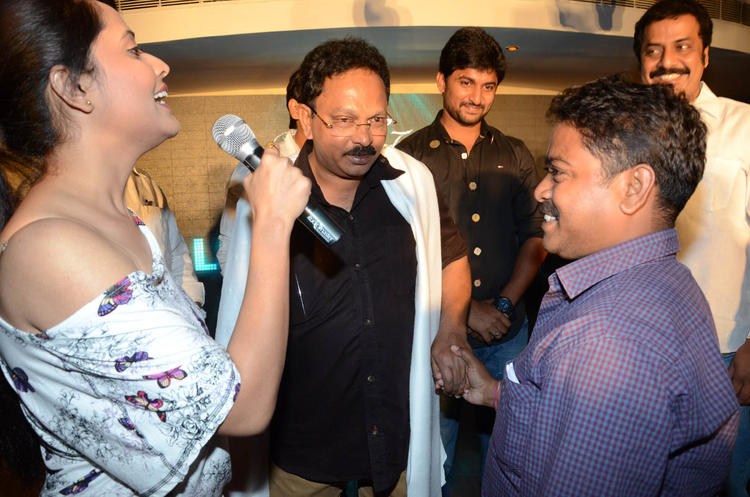 Ramesh Dazzling Look And Nani Looks On At Paisa Movie Logo Launch Function