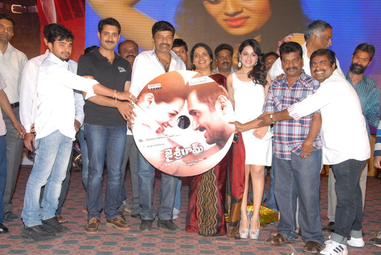 Rajasekhar,Jeevitha,Maruti,Uday And Reshma Posed For Camera At Jai Sriram Audio Launch Function