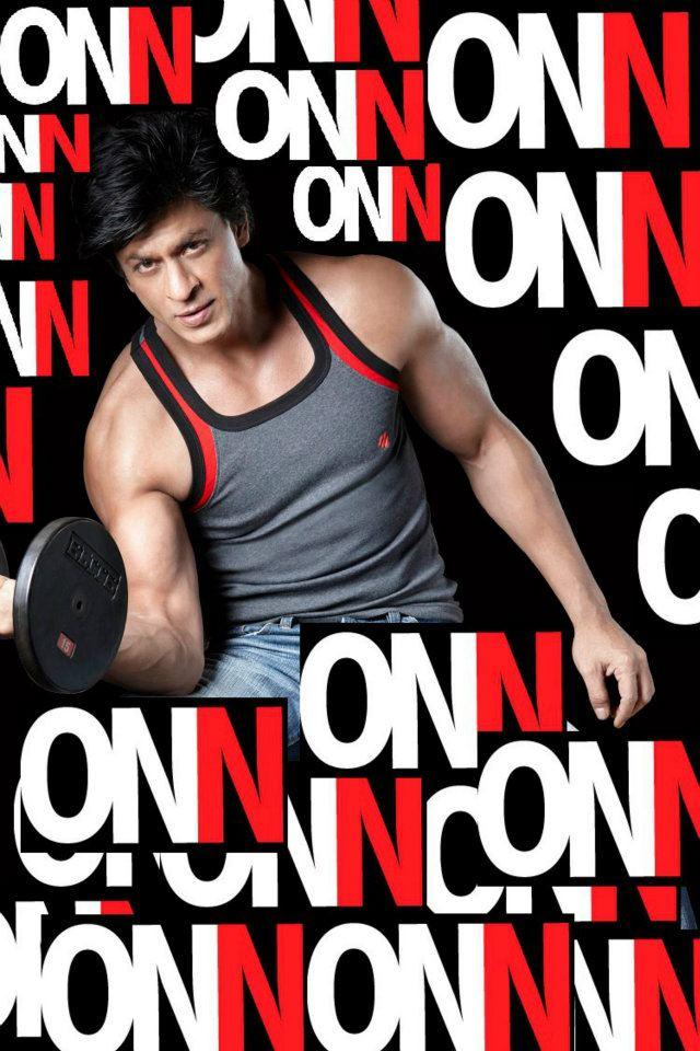 Shahrukh Biceps Show Ad Print For Lux Cozi ONN