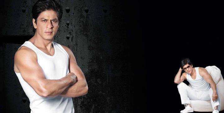 Shahrukh Khan Simple Look Photo Shoot For Lux Cozi ONN