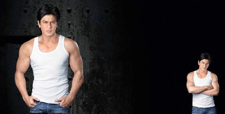 Shahrukh Khan Sizzling Look Photo Shoot For Lux Cozi ONN