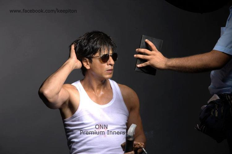 Shahrukh Nice Look Photo Shoot For Lux Cozi ONN