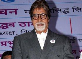 Amitabh Bachchan Nice Posed At Clean Mumbai Campaign 2013