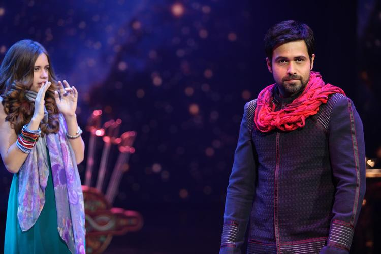 Emraan And Kalki Fear Look Photo Still From Movie Ek Thi Daayan