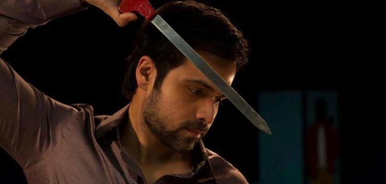 Emraan With A Knife Photo Still From Movie Ek Thi Daayan