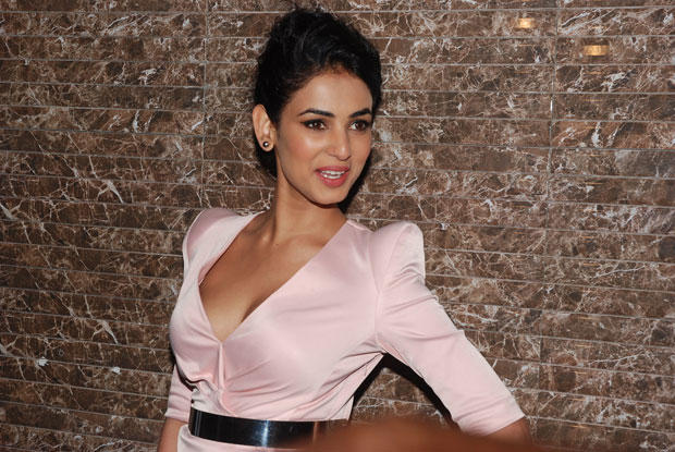 Sonal Chauhan Sexy Look At 3G Movie Music Launch Event