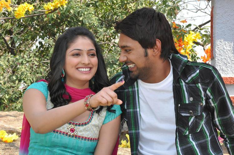Haripriya And Varun Nice Smiling Photo Still At Ee Varsham Sakshiga Movie Launch