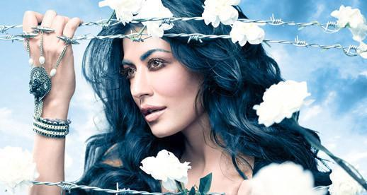 Chitrangada Singh Fashionable Look Photo Shoot For NOTCH Magazine March 2013