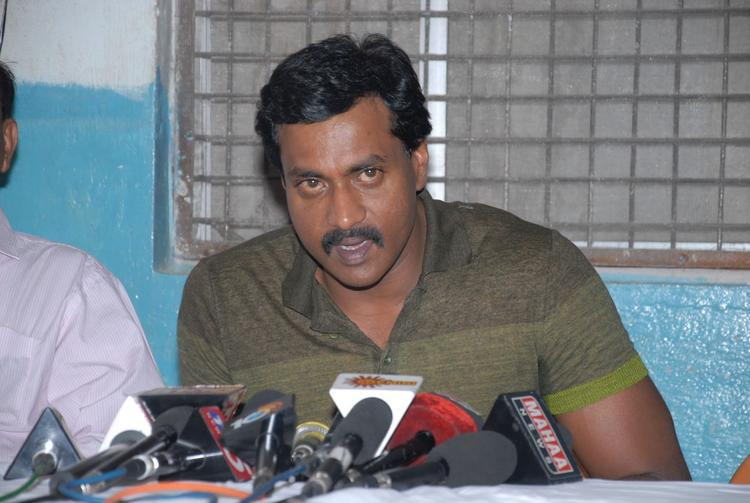Sunil Varma Addresses The Media On His Birthday Celebrations At Devnar Foundation Blind School