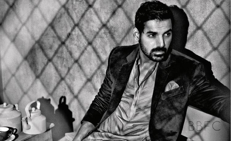 John Abraham On A Classy Shoot For GQ India Magazine March 2013