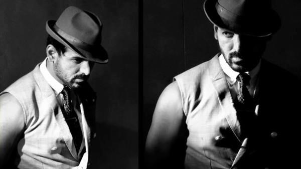 John Abraham Fashionable Look Photo Shoot For GQ India Magazine March 2013